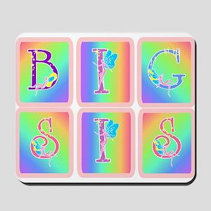 Big Sis 9 Mousepad