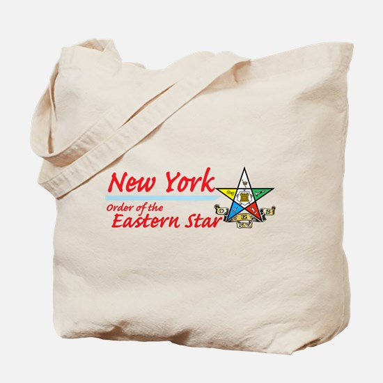 New York Eastern Star Tote Bag
