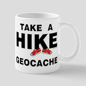 Geocache Hike Mug