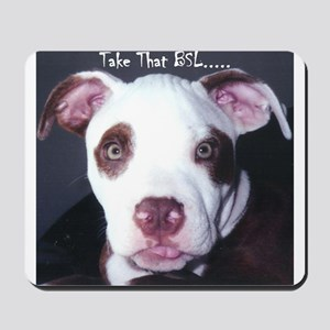 Take That BSL... Mousepad