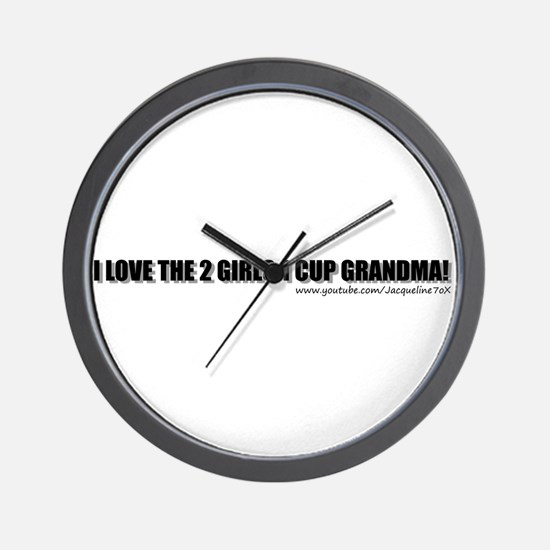 Unique You tube Wall Clock