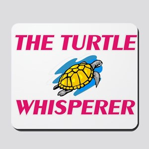 The Turtle Whisperer Mousepad