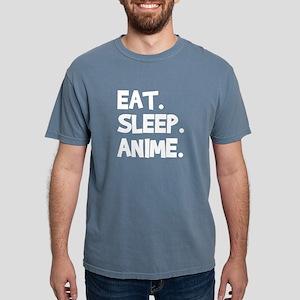 Eat Sleep Anime funny T-Shirt