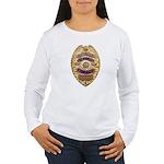 Los Angeles Reporter Women's Long Sleeve T-Shirt