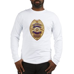 Los Angeles Reporter Long Sleeve T-Shirt