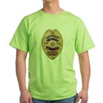 Los Angeles Reporter Green T-Shirt