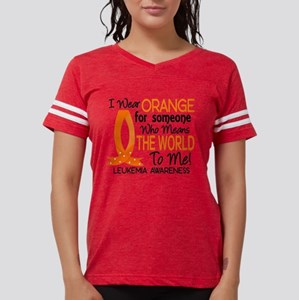 Means World To Me 1 Leukemia T-Shirt
