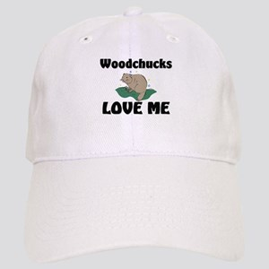 Woodchucks Loves Me Cap