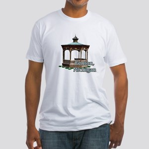 Fenton Gazebo Fitted T-Shirt