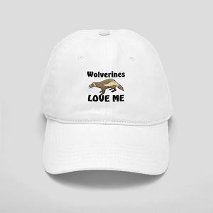Wolverines Loves Me Cap