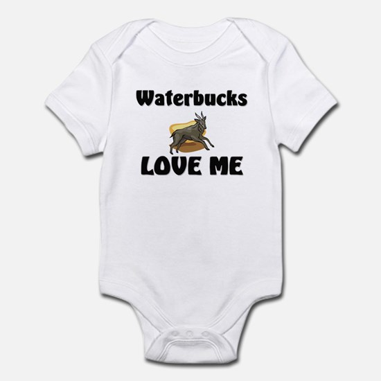 Waterbucks Love Me Infant Bodysuit