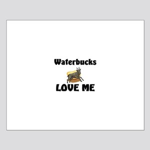 Waterbucks Love Me Small Poster