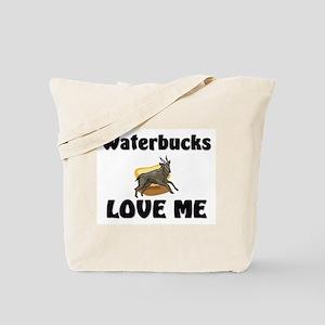 Waterbucks Love Me Tote Bag