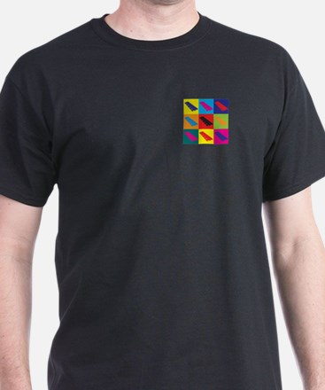 Xylophone Pop Art T-Shirt