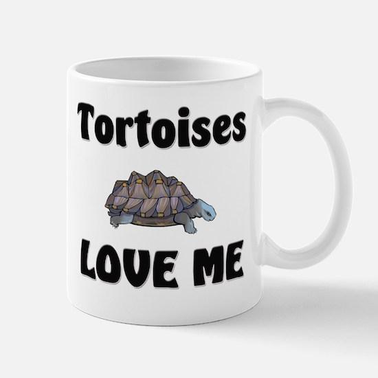 Tortoises Love Me Mug