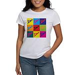 Woodworking Pop Art Women's T-Shirt