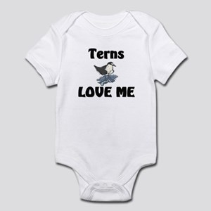 Terns Love Me Infant Bodysuit