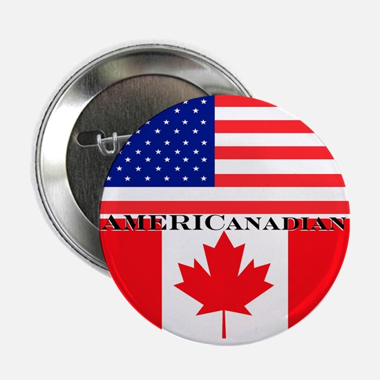 "AMERICanadian 2.25"" Button"