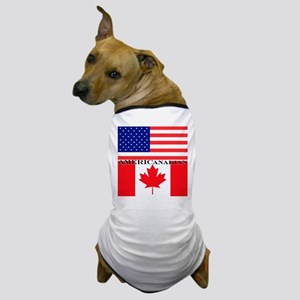 AMERICanadian Dog T-Shirt