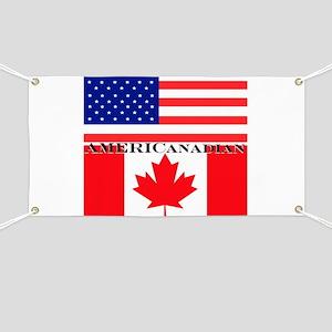 AMERICanadian Banner
