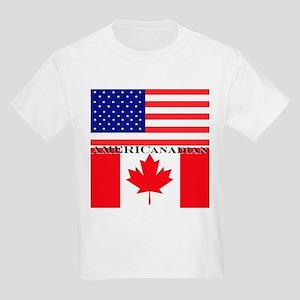 AMERICanadian Kids Light T-Shirt