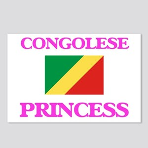 Congolese Princess Postcards (Package of 8)