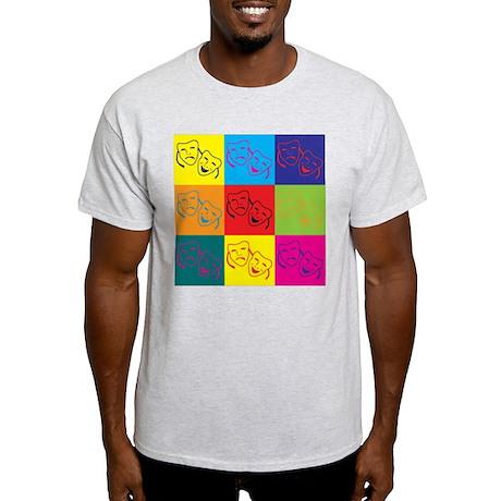 Theater Pop Art Light T-Shirt