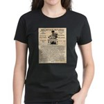 General Douglas MacArthur Women's Dark T-Shirt