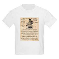 General Douglas MacArthur T-Shirt