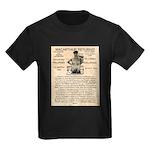 General Douglas MacArthur Kids Dark T-Shirt