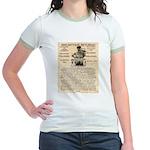 General Douglas MacArthur Jr. Ringer T-Shirt