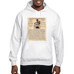 General Douglas MacArthur Hooded Sweatshirt