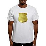U S Indian Police Light T-Shirt