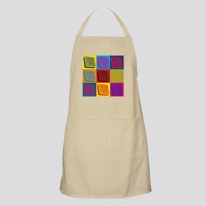 Systems Engineering Pop Art BBQ Apron