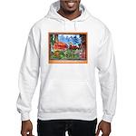 Speeding Slugs Hooded Sweatshirt