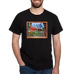 Speeding Slugs Dark T-Shirt