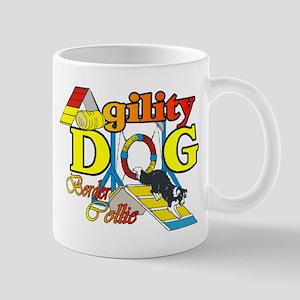 Border Collie Agility 11 oz Ceramic Mug