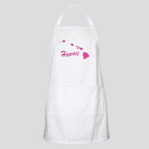 Pink Hawaii BBQ Apron