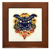 Okinawa Framed Tiles