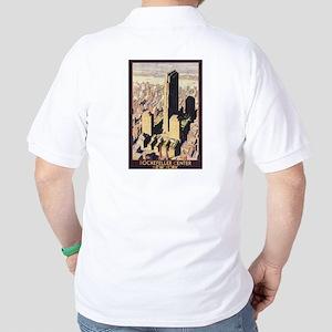 Rockefeller Center NYC Golf Shirt