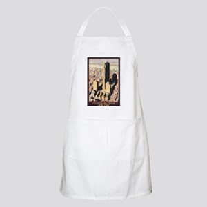 Rockefeller Center NYC BBQ Apron