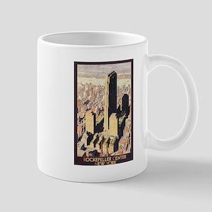 Rockefeller Center NYC Mug