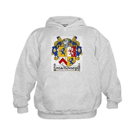 Mahoney Coat of Arms Kids Hoodie