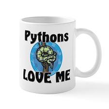 Pythons Love Me Mug