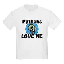 Pythons Love Me Kids Light T-Shirt