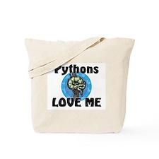 Pythons Love Me Tote Bag