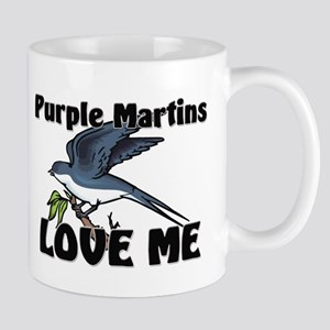 Purple Martins Love Me Mug
