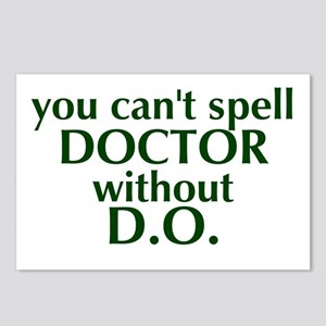 Osteopathic Postcards (Package of 8)