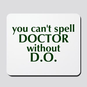 Osteopathic Mousepad