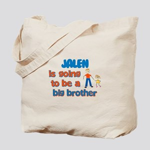 Jalen - Big Brother To Be Tote Bag